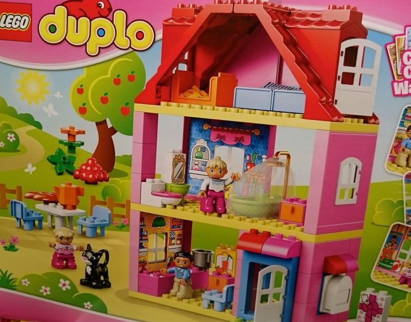 Lego Duplo Puppenhaus