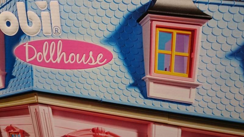 Playmobil Puppenhaus im Detail